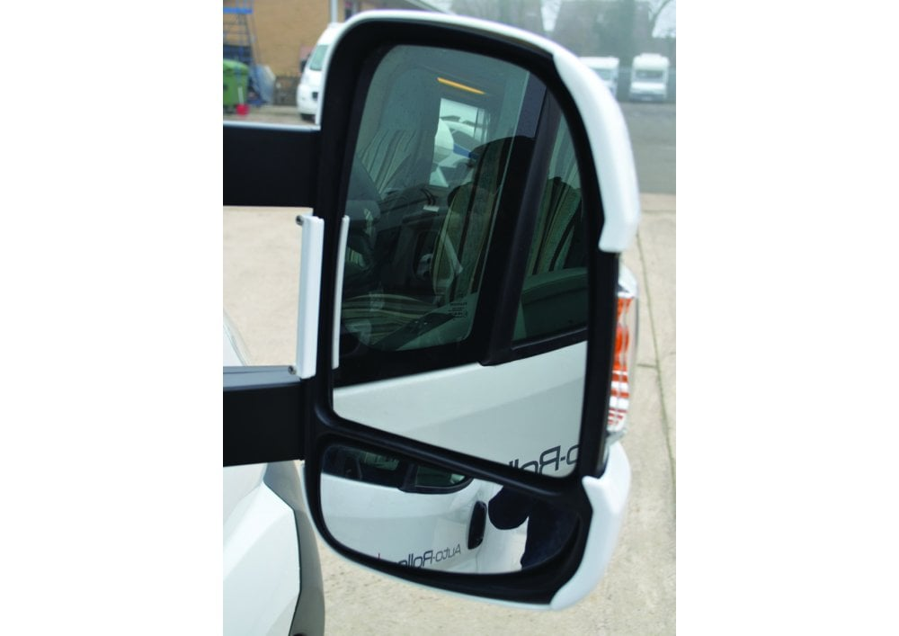 Fiat Ducato Door Mirror Casing Cover Front Medium Arms Right O//S 2006 2018
